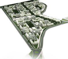 Gallery - Mehrshahr Residential Complex Proposal / ContemporARchitectURban Designers Group - 36