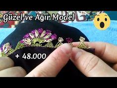 Güzel ve Ağır İĞNE Oyası Modeli Yapılışı, Sesli Anlatım (HD) - YouTube