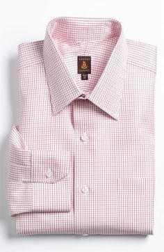 Robert Talbott Regular Fit Dress Shirt available at #Nordstrom
