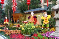 Chinese New Year Las Vegas.