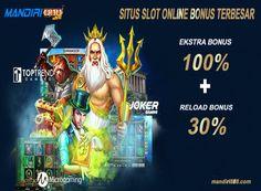 38 Ide Slot Bonus New Member 100 Di 2021 Slots Joker Indonesia