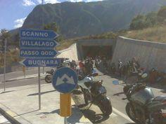 Verso Scanno