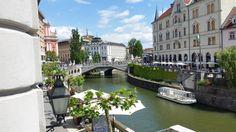Por que viajar para a Eslovênia - Cidade e Castelo de Liubliana