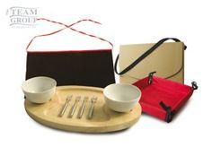 Set La Picadita Executive Bath Caddy, Cooking, Home