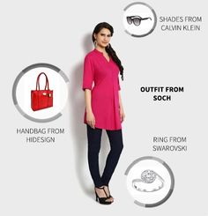 Here's our Fashion LookBook for this week from various brand outlets available at The Forum Fiza Mall. Outfit from Soch Shades from Calvin Klein Handbag from Hidesign Ring from Swarovski So, …