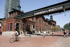 14 spots most tourists miss in Toronto. Distillery District - Canada In Pictures