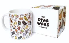 Chibi Zelda, Star Wars And Pokemon Mugs Will Leave You In Awww