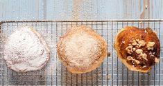 Τηγανίτες Breakfast Buffet, Breakfast Time, Breakfast Recipes, Tasty Pancakes, Sweet Pie, Marmalade, Camembert Cheese, Brunch