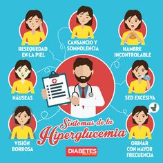 asombrosos síntomas de diabetes bij