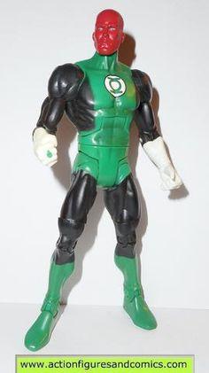 dc universe classics ABIN SUR green lantern action figures fig