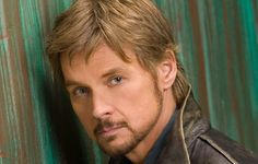 Stephen Nichols aka Patch from Days of Our Lives...has there ever been a character more intriguing than Patch?  Loved him!