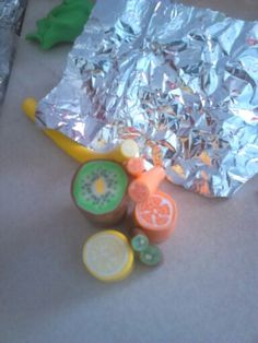 Canes frutta....mmh!... Così così!!