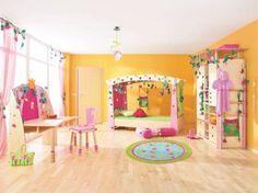 Dormitorio infantil Bella Durmiente