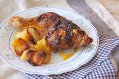 Pollo al tomillo y pimentón   La cocina perfecta