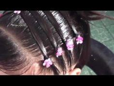 peinados para niña paso a paso
