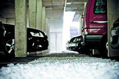 Garage #architecture Innsbruck, Soho, Andreas Hofer, Garage, Architecture, Gallery, Carport Garage, Arquitetura, Garages