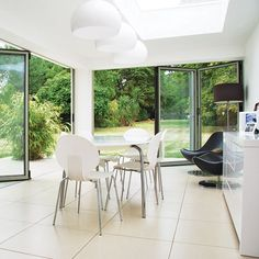 How Folding Patio Doors Can Improve The Look Of Your House - Arcipro Design Sliding French Doors, Sliding Glass Door, Glass Doors, Concertina Doors, Door Design, House Design, Folding Patio Doors, Interior Design Colleges, Exterior Doors
