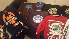 Bonzai Records Sweater & Shirt Collection