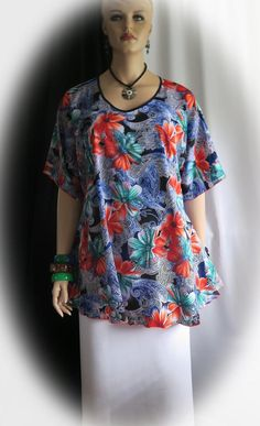 16 Best Hawaiian Blouse Plus Size Images In 2019 Plus Size