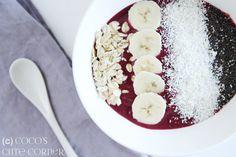 Coco's Cute Corner: Acai Bowl - das absolute Super Food Frühstück