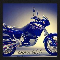 1989 #Aprilia Pegaso 600