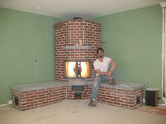 We are going to have a masonry heater in our home some day. this website offers lots of options. http://ecofirebox.org/
