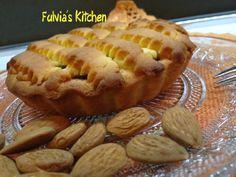 Fulvia's Kitchen: #Crostatine con #confettura di #fichi e #mandorle