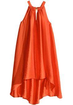 Vestido+asimétrico+sin+manga+-naranja+15.33