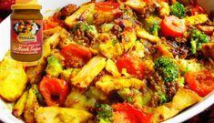 Surinaams eten – Stamppot Masala Trafasie (gezond, calorie- en vetarm, toch lekker)