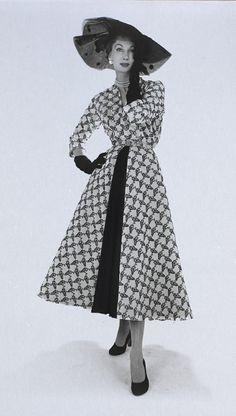 Barbara Goalen - 1950 - Photo by John French - @~ Mlle