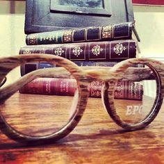 Enjoy your time with #Epos #Eyewear! #vintage #books