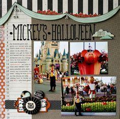 Disney Halloween by NancyDamiano @2peasinabucket