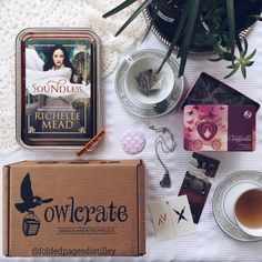 Here are a few of our favorite bookish subscription boxes. The boxes listed are boxes that we either subscribe to ourselves or have been s...
