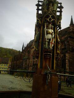 Freiburg en otoño