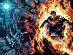Superman Unchained #9 by Jim Lee and Scott Snyder