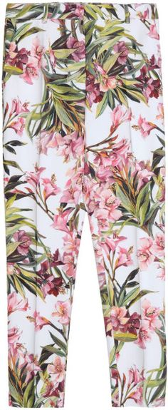 Dolce & Gabbana Casual Pants | The House of Beccaria#