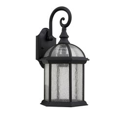 Outdoor Light Lowes Front porch light from lowes renovation ideas pinterest front chloe transitional 1 light black outdoor glass wall fixture workwithnaturefo