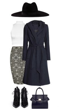 """""""Feelin' Vintage Vibe !"""" by azzra ❤ liked on Polyvore featuring mode, Zara, WearAll, Marc by Marc Jacobs, Filù Hats et vintage"""
