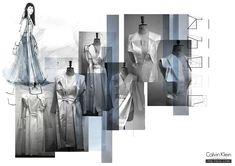 Fashion Sketchbook - fashion illustration & draping development; fashion portfolio // Stefanie Tschirky