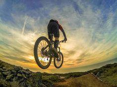 Sintiéndome libre!! #sobre2ruedas #mountainbike #ciclocross #bike #alquilar #gopro