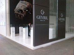 At the Gevril Booth Hall 1.1 Booth A-13