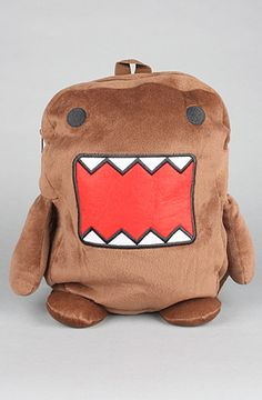 Domo The Stuffed Domo Backpack