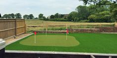 Putting Greens Gallery - Trulawn Golf, Gallery, Green, Wave, Polo Neck