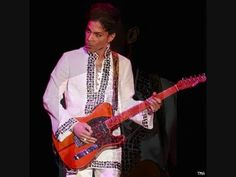 Maybe PRINCE HIS GREATEST GUITAR SOLO starts at 2.30 - there's no video, there're only pictures.