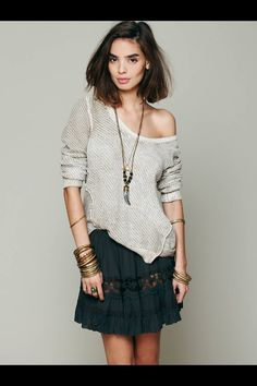 Free People Skirt