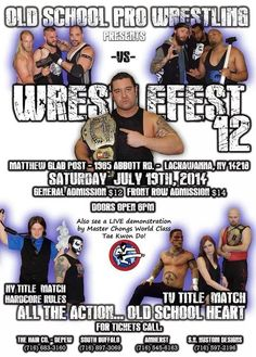 What crazy thing are you doing this weekend?  Us were going to @officialospw