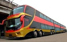 ARRIVA _ Articulated Double Decker _ MALAYSIA