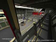 RYUTARO YAMADA hanger bay Enterprise A
