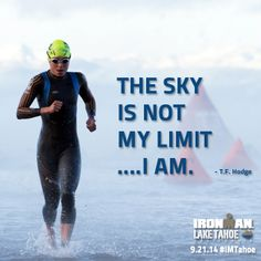 Exceed your limits! #IMTahoe