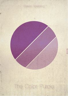 The Color Purple (1985) - Minimal Movie Poster by Joanna Jelly
